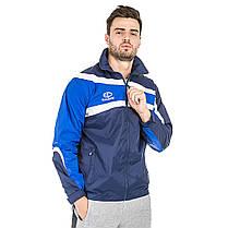 Куртка ветрозащитная Europaw TeamLine синяя, фото 3