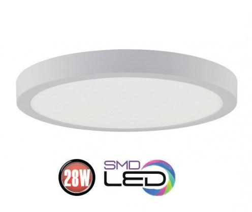 Накладной светодиодный Led светильник Horoz CAROLINE - 28