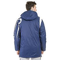 Куртка зимняя Europaw TeamLine темно-синяя, фото 3