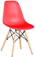 Барный стул Жаклин, пластик красный (Richman ТМ)