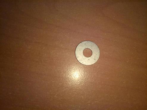 Шайба металическая, фото 2