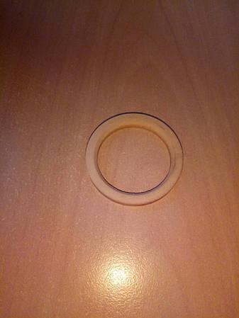 Кольцо уплотнительное кулисы, фото 2
