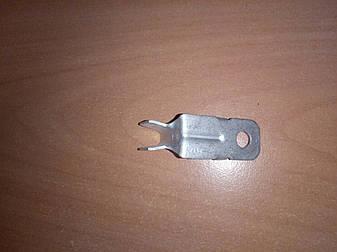 Клемма (зажим провода АКБ) 2992399 IVECO, фото 2