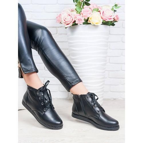 Ботинки Nika кожаные