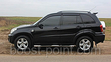 Дефлекторы окон (ветровики) Toyota rav 4 II (тойота рав 4) 2000-2005
