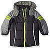 Куртка iXtreme серая для мальчика 24мес