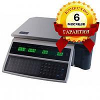 Весы с печатью этикетки Digi SM 100B бу (Акция!!!)