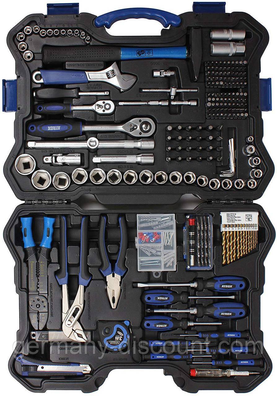 Набір інструментів профі Werkzeugkoffer 303 tlg (Німеччина)
