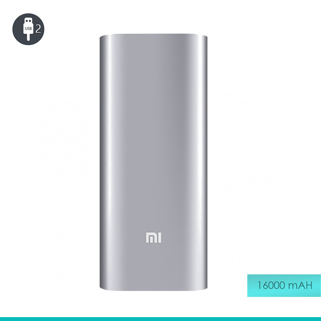 Power Bank Mi Power Bank 16000 mAh Реплика