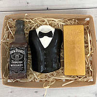 Подарочный набор Мыло джентельмену оригинальный подарок мужчине