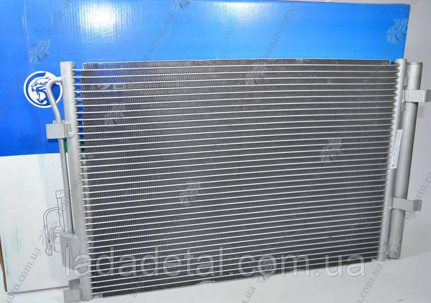 Радиатор кондиционера Kia Rio Киа Рио / Хюндай Акцент Accent 1.4/1.6 (10-) 97606-1R000