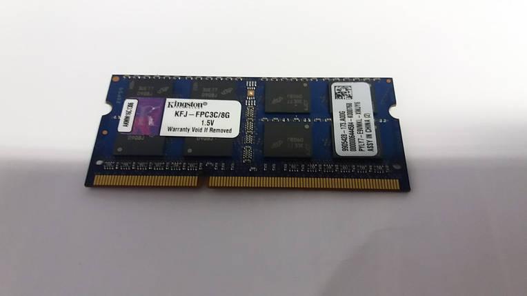 Копия Память So-Dimm Kingston 4 Gb 1600 Mhz 1.5 V, фото 2