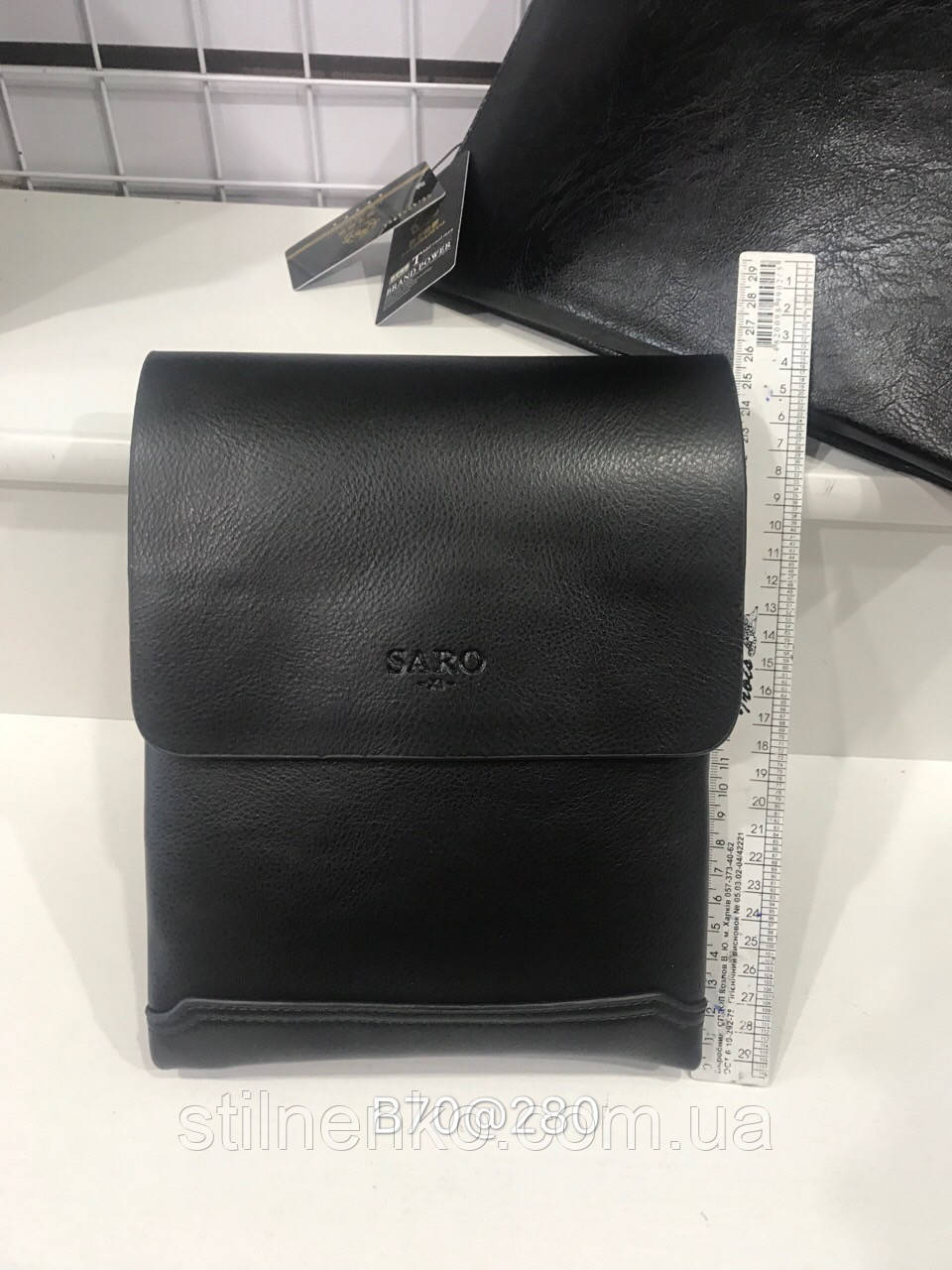 Мужская сумка SARO
