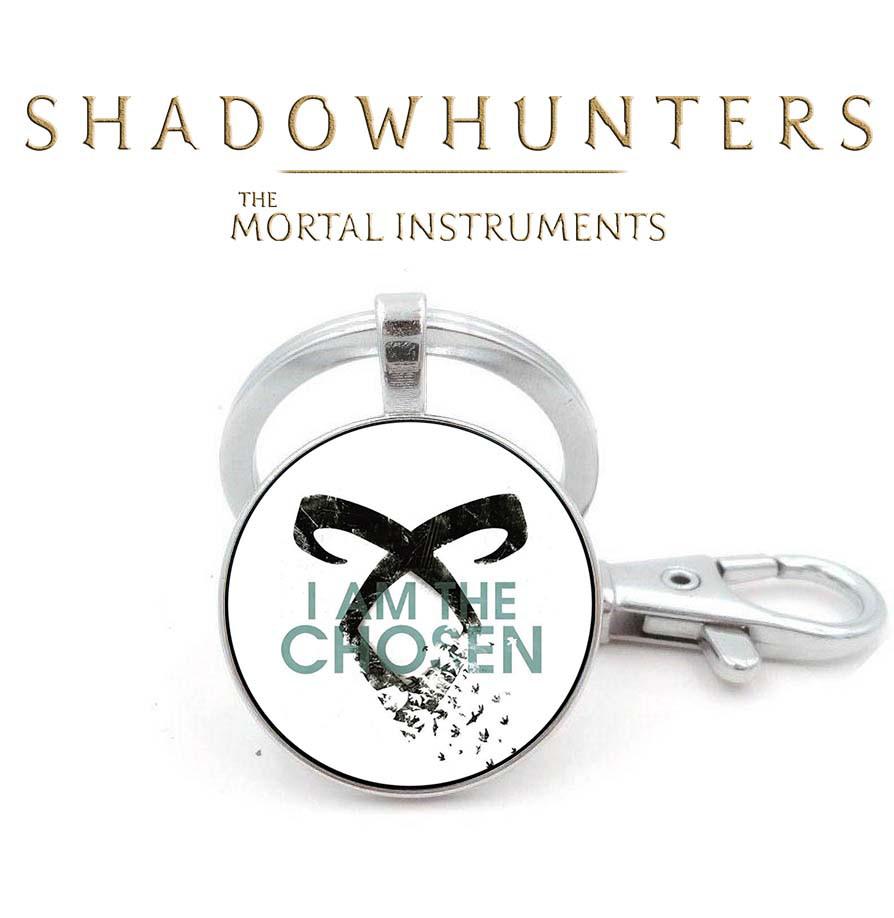 Брелок Сумеречные охотники ангельская руна Я - избранный Shadowhunters