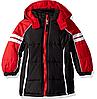 Куртка iXtreme червоно-чорна для хлопчика 24мес