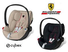 Автокресло Cybex Cloud Z i-Size Scuderia Ferrari