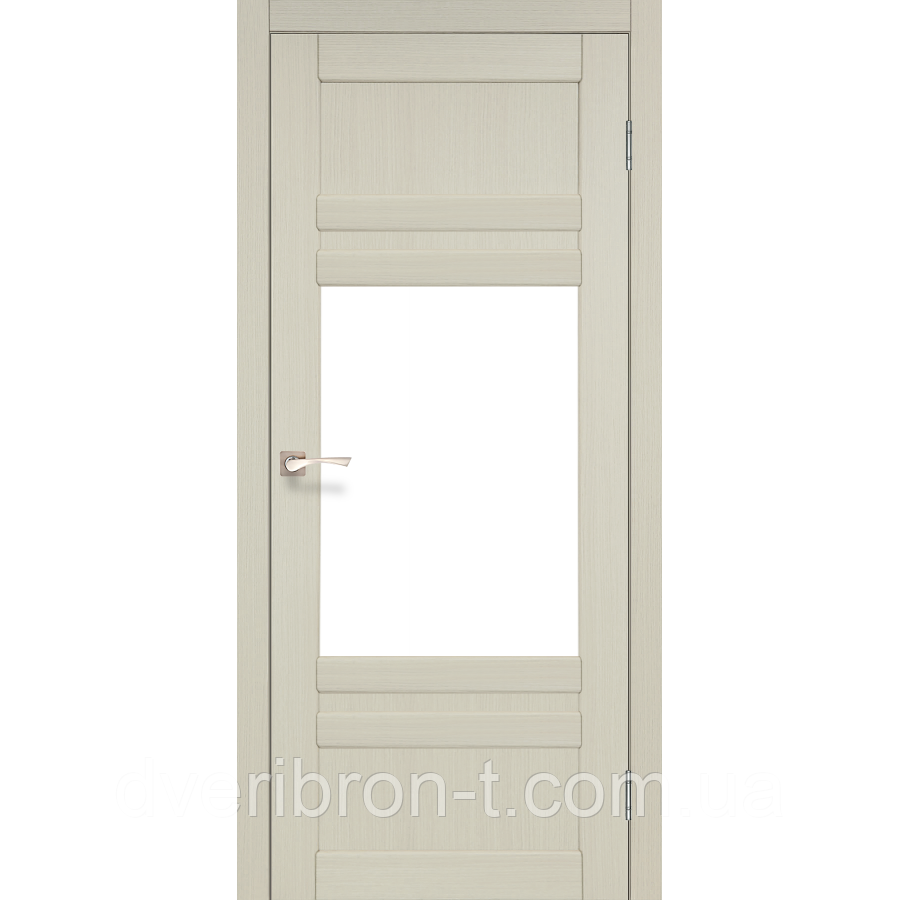Двері Корфад Tivoli TV-01 Горіх, дуб грей, дуб білений.