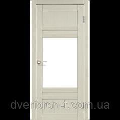 Двери Корфад Tivoli TV-01  Орех, дуб грей, дуб беленый.