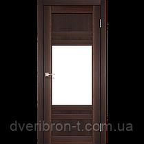 Двері Корфад Tivoli TV-01 Горіх, дуб грей, дуб білений., фото 2