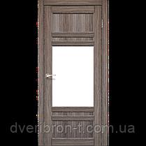 Двері Корфад Tivoli TV-01 Горіх, дуб грей, дуб білений., фото 3