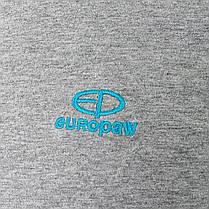 Футболка повседневная Europaw 15 серая, фото 3
