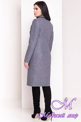 Теплое женское зимнее пальто (р. S, М, L) арт. Габриэлла 4360 - 20999, фото 2