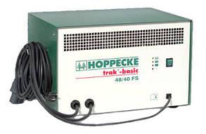 Зарядний пристрій для тягових акумуляторів HOPPECKE trak   basic 50Hz