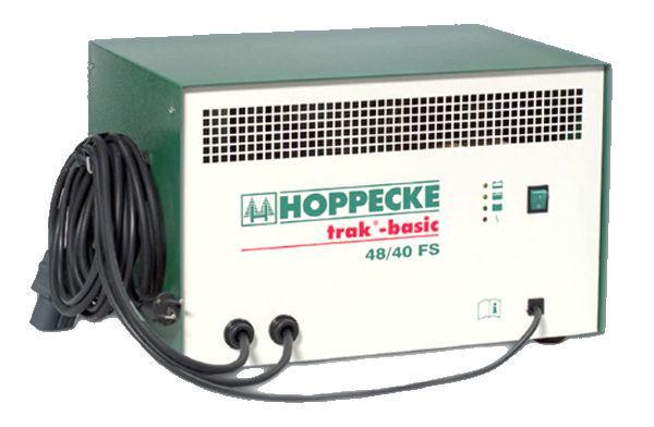 Зарядное устройство для тяговых аккумуляторов HOPPECKE trak | basic 50Hz