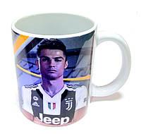Чашка ФК Ювентус Роналдо, фото 1