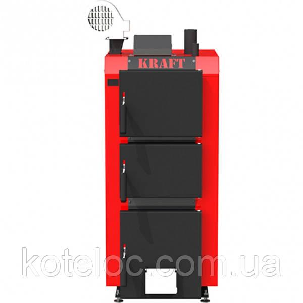 Котел длительного горения KRAFT S (Крафт) 20 кВт
