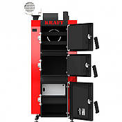 Котел длительного горения KRAFT S (Крафт) 20 кВт, фото 3