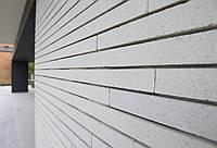 Клинкерный кирпич MBI GeoStylistix Crispy White, фото 1
