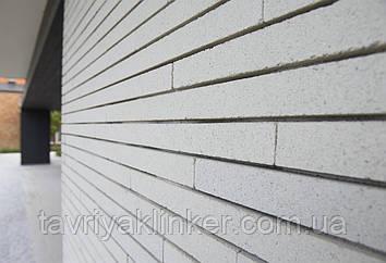 Клинкерный кирпич MBI GeoStylistix Crispy White