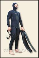 Гидрокостюм для подводной охоты Aquadiscovery Voevoda 7мм