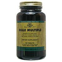 Витамины для мужчин, Solgar, 120 таблеток