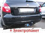 Фаркоп - Skoda Fabia (Mk2) Седан / Универсал (2007-2014)