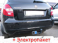 Фаркоп - Skoda Fabia (Mk2) Седан / Универсал (2007-2014), фото 1