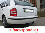 Фаркоп - Skoda Fabia (Mk1) Седан / Универсал (2007-2014)