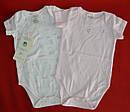 Набор для младенцев: боди с коротким рукавом 2шт (Z&M, Турция), фото 2