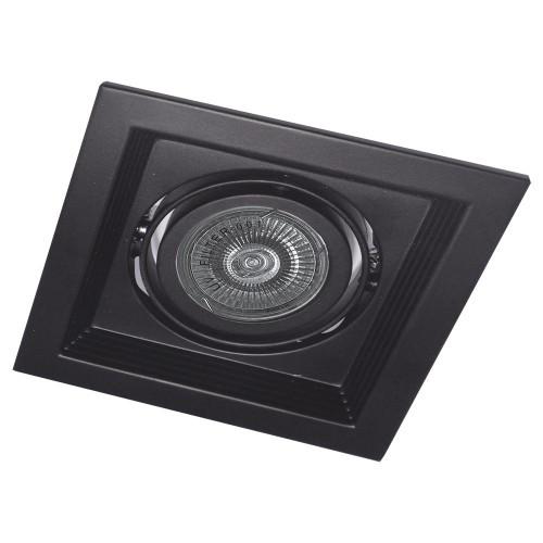 Точковий світильник Feron DLT201 Чорний