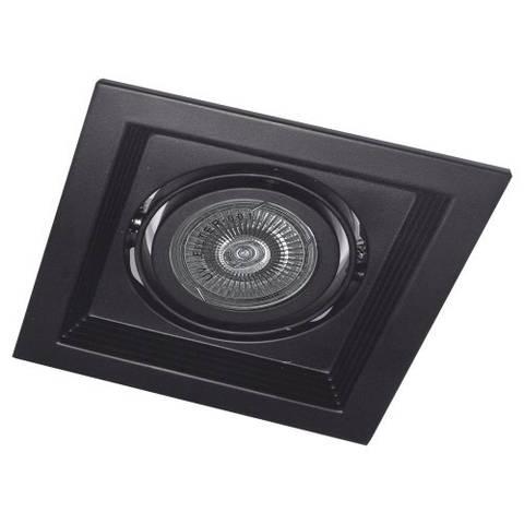 Точечный светильник Feron DLT201 Черный
