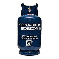 Газовый балон 27 литров - Польша