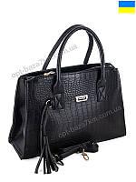 43374c712cc2 Сумка женская WeLassie 52016 black (26x37) - купить оптом на 7км в одессе