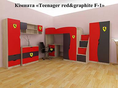 Детская комната Teenager TM Viorina Deko