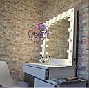 Туалетный столик для макияжа, гримерный стол, визажный стол, стол визажиста, фото 3