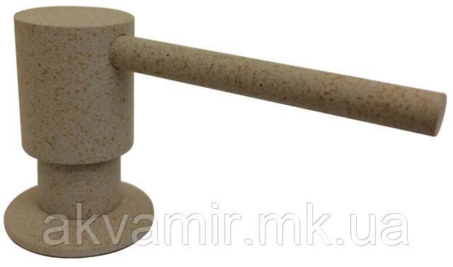 Дозатор для мыла Fabiano FAS-D 41 Песочный (BEIGE)