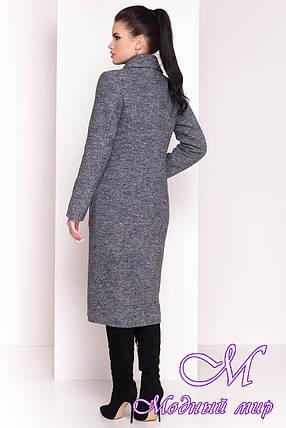 Женское зимнее пальто ниже колена (р. S, М, L) арт. Габриэлла 4363 - 21010, фото 2