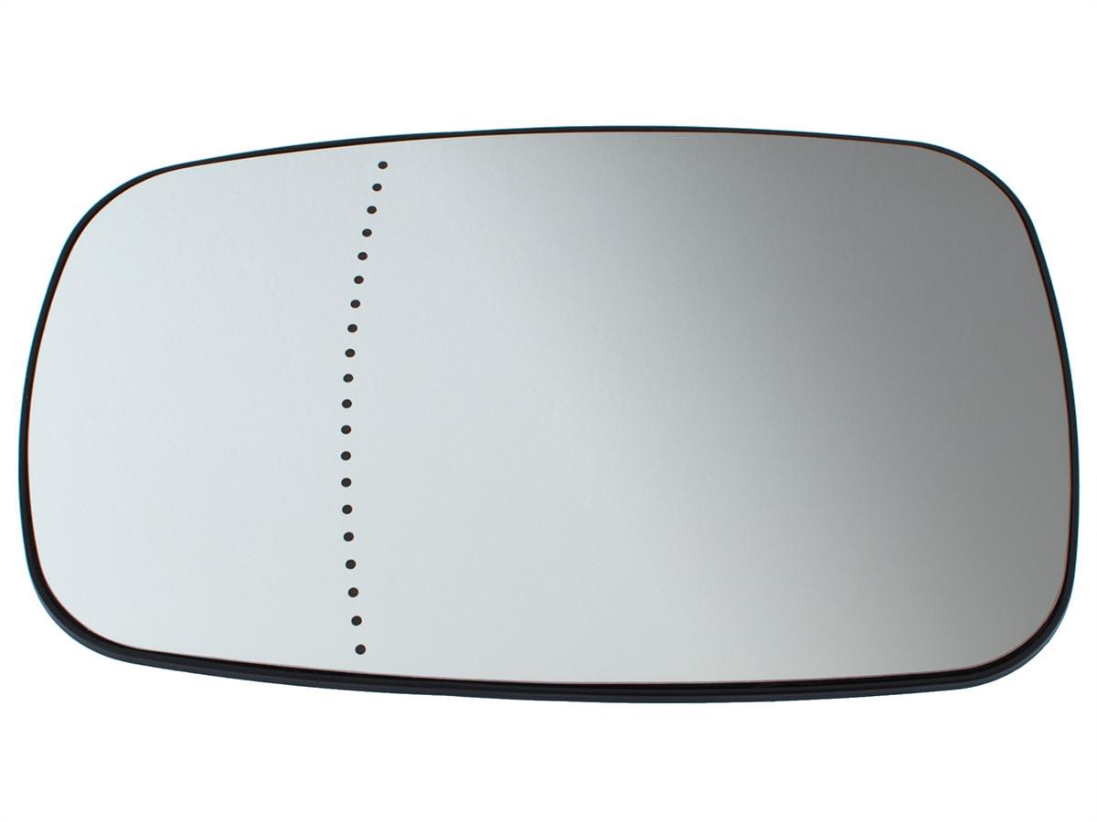 Вкладыш зеркала с подогревом  Renault Clio 3 Megane 2