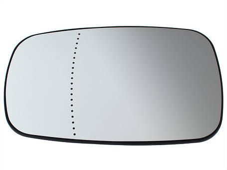 Вкладыш зеркала с подогревом  Renault Clio 3 Megane 2 , фото 2