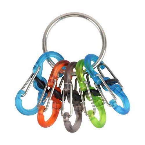Брелок для ключей NiteIze Locker - S-biner